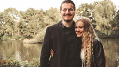 Verlobungsshooting Lini & Dustin_Hochzeitsfotograf Lübeck | Hamburg